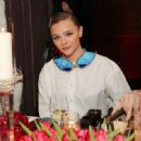 Chloe Grace Moretz – Variety x Armani Makeup Artistry Dinner – Sunset Tower