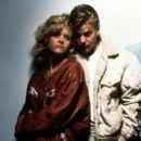 Promised Land - Meg Ryan and Kiefer Sutherland (1987) - 396 x 493