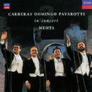 Luciano Pavarotti - Carreras Domingo Pavarotti in Concert
