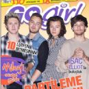 Liam Payne, Harry Styles, Niall Horan, Louis Tomlinson - Go Girl Magazine Cover [Turkey] (May 2015)
