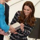 The Duke & Duchess of Cambridge Visit Manchester - 440 x 600