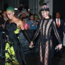 Cara Delevingne – Leaving the Mark Hotel to attend Met Gala in NYC