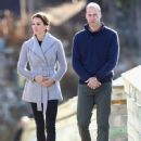 2016 Royal Tour to Canada of the Duke and Duchess of Cambridge - Whitehorse and Carcross, Yukon