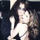 Yngwie Malmsteen and April Malmsteen