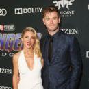Elsa Pataky and Chris Hemsworth- Los Angeles World Premiere Of Marvel Studios' 'Avengers: Endgame'