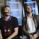 Ryan Reynolds- July 11, 2015-SiriusXM's Entertainment Weekly Radio Channel Broadcasts from Comic-Con 2015 - 454 x 366