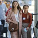 Jessica Alba and Honor Warren – Out in Brentwood - 454 x 660