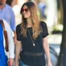 Jessica Biel out shopping in New York City (September 4)