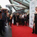 Jennifer Hawkins 2015 Astra Awards In Sydney