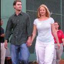Bronson and ex-wife Aimee