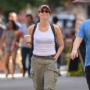 Sarah Silverman Out and About In Manhattan