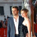 Vittoria Puccini and Alessandro Preziosi