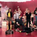 Glee Season 2 Cast - 454 x 255