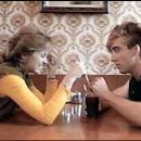 Valley Girl - Julie and Randy havin' a cold one - 250 x 188