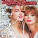 Desperately Seeking Susan Rolling Stone Magazine 1985