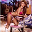 Hot Babes Jessica Burciaga Showcase Magazine Photoshoot - 454 x 550
