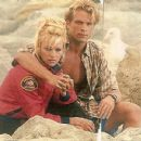 Pamela Anderson and David Chokachi