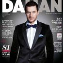 Richard Armitage - Da Man Magazine Cover [Indonesia] (December 2014)