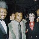 Don King, Mike Tyson & Michael Jackson