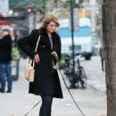 Mischa Barton – Walking her Dogs in Manhattan