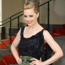 Melissa George L'Oreal Melbourne Fashion Festival Program Launch February 9, 2011 - 454 x 665