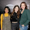 Anna Kendrick – 'The Unauthorized Parody Of Stranger Things' at Rockwell Table and Stage in LA - 454 x 502