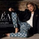 Lea Seydoux – Elle Espana Magazine (April 2020) - 454 x 296