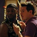 Nelsan Ellis and Kevin Alejandro