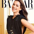 Anne Hathaway - Harper's Bazaar Magazine Pictorial [United States] (August 2011)