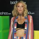 Paris Hilton – Boohoo Hosts 'The Zendaya Edit' Block Party in LA