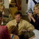 Jean Smart, Judy Greer, Patrick Wilson and Chloe Sevigny in BARRY MUNDAY, a Magnolia Pictures release. Photo courtesy of Magnolia Pictures.