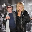 "Patti Hansen and Keith Richards at the ""One Night Only"" studio 54 event - 444 x 594"
