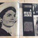 John F. Kennedy - Fatos E Fotos (fatosefotos) Magazine Pictorial [Brazil] (23 November 1963) - 454 x 291