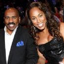 Marjorie Harvey and Steve Harvey - 454 x 335