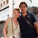 Luca Toni and Marta Cecchetto - 454 x 597