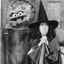 Not Sure Who is Scarier...Margaret Hamilton (Wicked Witch of the West)and Oscar The Grouch in 1976 - 454 x 568