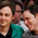 Jim Parsons and Todd - 454 x 255
