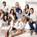 Melrose Place: The Reunion Issue - Entertainment Weekly Magazine Pictorial [United States] (13 October 2012)