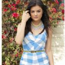 Lucy Hale - Seventeen Magazine Pictorial [United States] (July 2013)