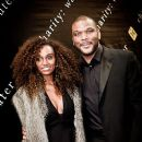 Tyler Perry and Gelila Bekele - 383 x 575