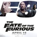 The Fate of the Furious (2017) - 454 x 719