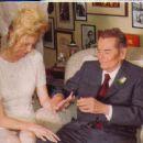 Glenn Ford and Jeanne Baus