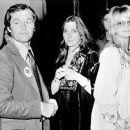 Jack Nicholson, Judy Collins, Goldie Hawn