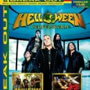 Helloween - Break Out Magazine Cover [Germany] (February 2012)