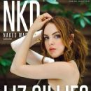 Elizabeth Gillies - NKD Magazine Cover [United States] (August 2016)