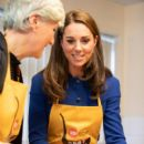 The Duke And Duchess Of Cambridge Visit South Yorkshire - 400 x 600