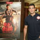 Actor Jesse Metcalfe attends Crackle and American Red Cross team up for themed