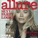 Mary-Kate Olsen - Allure Magazine Cover [United States] (1 December 2013)