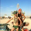 Adam Lambert and Brad Bell - 288 x 432