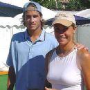 Feliciano Lopez and Maria Antonia Sanchez Lorenzo